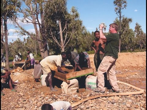 Madagascar Sapphire Mines