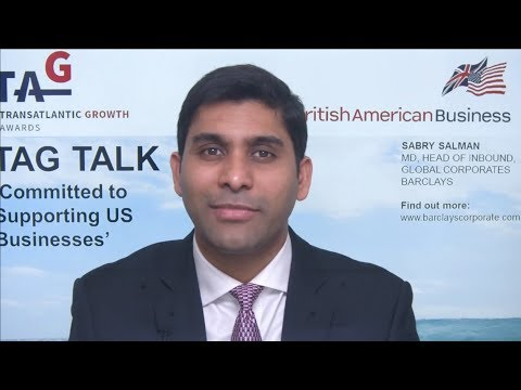 BritishAmerican Business TAG Talk - Sabry Salman