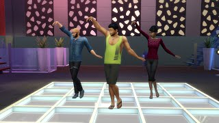 all dance moves in sims 4 get together