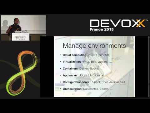 DevOps with Java EE