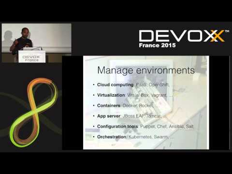 DevOps with Java EE