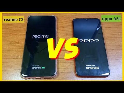 Realme 7i VS Oppo A92.