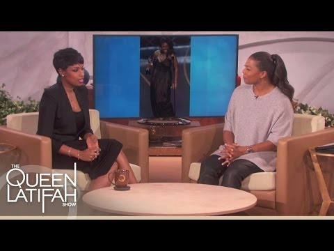 Jennifer Hudson Talks Oscars! | The Queen Latifah Show