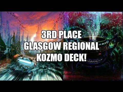 3rd Place Kozmo Deck Profile Glasgow, Scotland Regional Post BOSH!