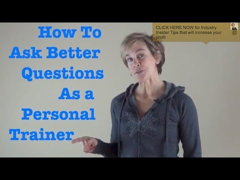 6 Questions you should ask Prior To Hiring an individual Trainer