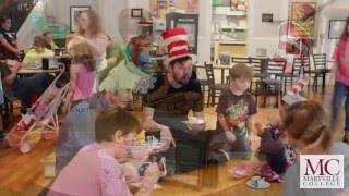 Dr. Seuss Birthday Party at Maryville College
