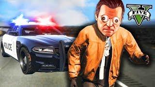 NOS PERSIGUE TODA LA POLICIA!!! #2 😂😂 - GTA 5 ROLEPLAY - Nexxuz
