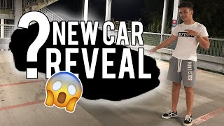 MY NEW CAR REVEAL!!!