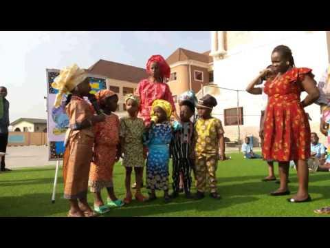 Pre School presentation: Sites and sounds of Lagos (Eko Akete)