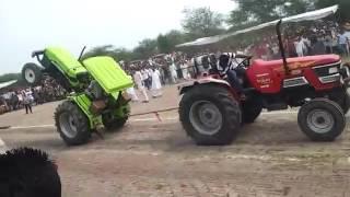 Preet 6049 Vs Arjun 605!!!Simple Tractor Tochan Gone Wrong...!!!Must Watch!!!
