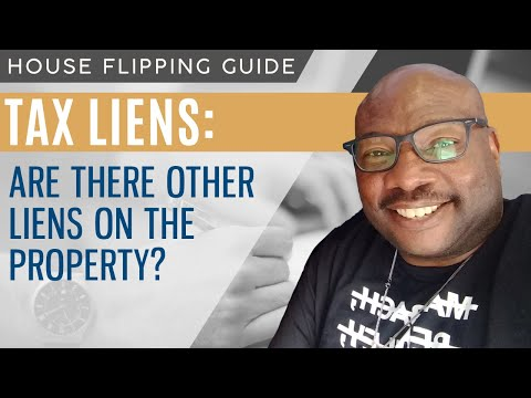 Are There Liens on a Property How to Check