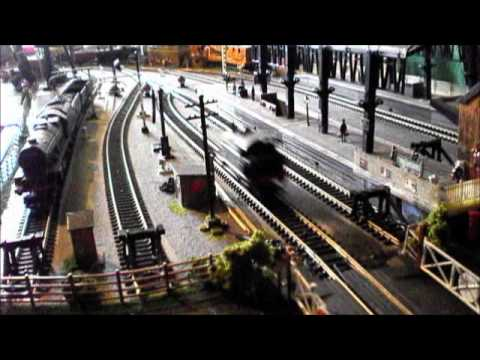 Joe's Model Railway [Update] – Hornby 00 Gauge