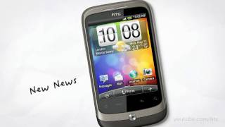 HTC Wildfire — A closer look