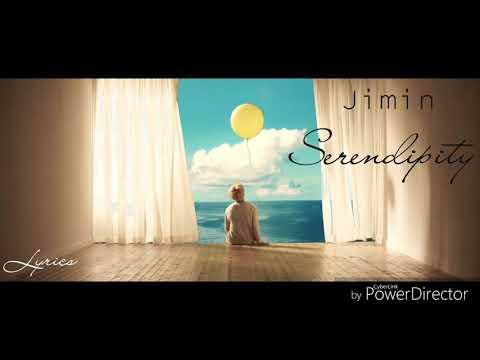 Jimin [BTS] ~ Serendipity ~ Lyrics