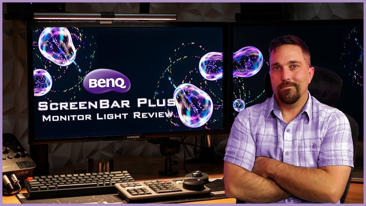 Wow, I Needed This! BenQ Screenbar Plus
