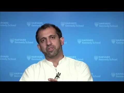 Asim Khwaja Explains EPoD