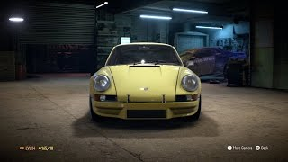 Need For Speed 2015 - Porsche 911 Carrera RSR 2.8 1973 - Test Drive Gameplay (XboxONE HD)
