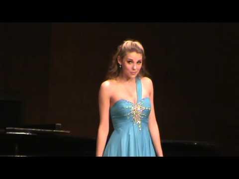 Cassie Kahr - Senior Voice Recital - The Ohio State University