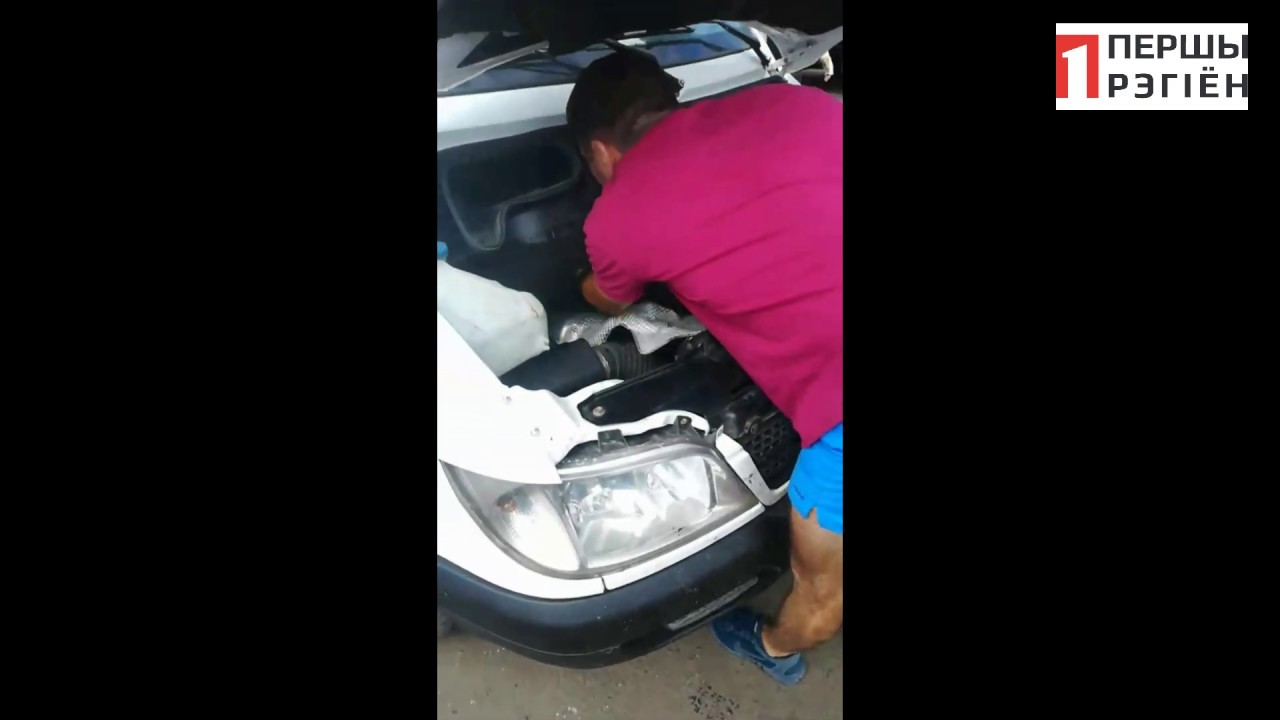 Как пропавший кошелек дрогичинца нашелся в моторе чужой машины. Рынок в Питере 16 июня 2019