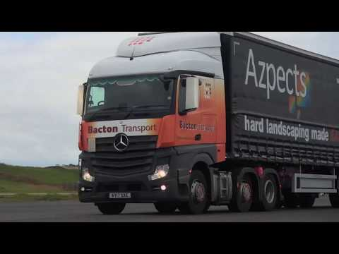 The Azpects EASY Truck - Coming to a Builders Merchant near you