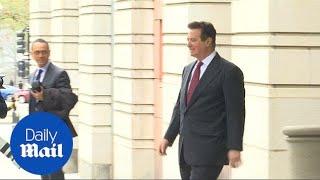 Federal judge slams Paul Manafort's civil lawsuit - Daily Mail