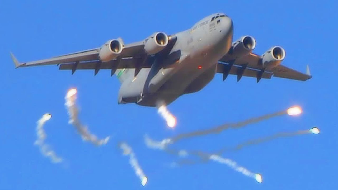 A-10 Thunderbolts & C-17 Globemasters In Action – Joint Forcible Entry