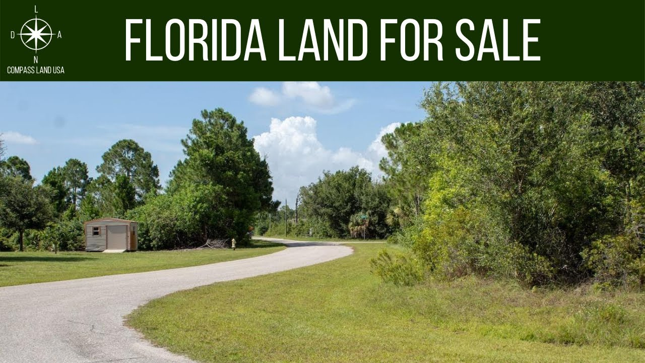 SOLD By Compass Land USA - 0.23 Acres Land for Sale in Port Charlotte Charlotte County FL