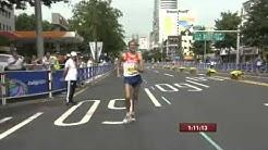 Daegu MM2011   20 km kävely - Kisan ratkaisut.