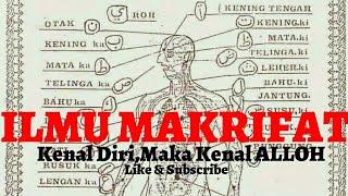 Download ILMU MAKRIFAT, kenali DIRI maka mengenal ALLOH SWT. Mp3