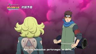 Full Power Konohamaru VS Delta -  Terjadinya pertarungan Epic pada Boruto Episode 210
