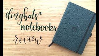 Review | Dingbats* Notebooks
