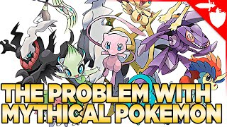 The Problem with Mythical Pokemon
