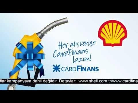 Finansbank Cardfinans Shell