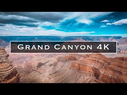 Grand Canyon 4K