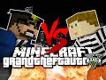 Minecraft Challenge - GTA V - COPS VS ROBBERS
