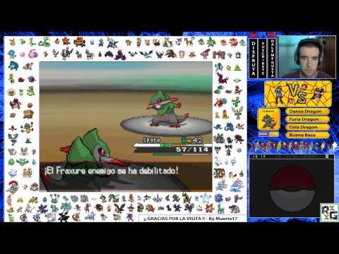 """Pokémon Blanco por Muerte17 (Parte 40 - Gimnasio Ciudad Caolin """"¡Oh Yeah! Ultima Medalla"""")"""