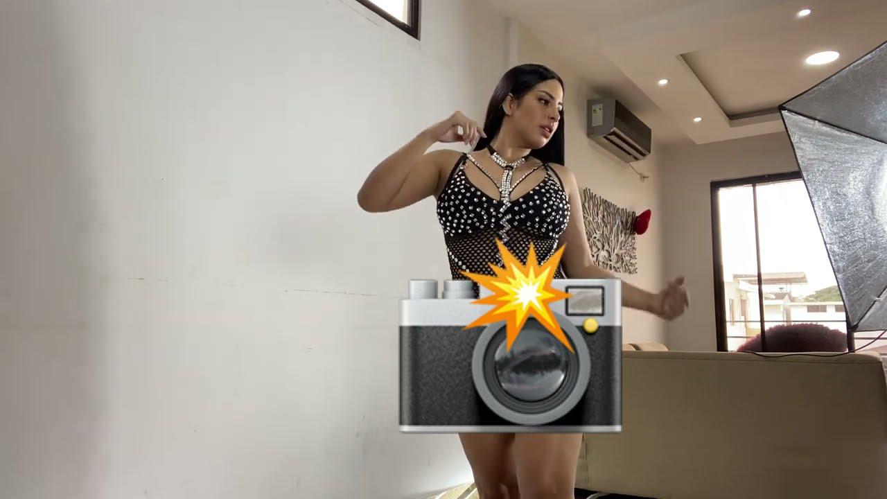 🇪🇨Sesión de fotos en Lenceria para la agrupación Alta Tensión 👯♀️👯♀️🕺🏻🕺🏻