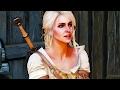 История Цири скачки ► смерть в огне ► дела семейные ► witcher #14