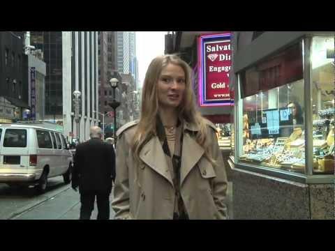 NYC Diamond District Tour - Natalie Decleve with Annie Van Harlingen