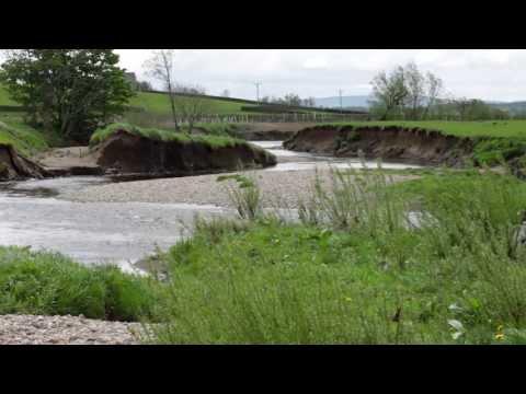 The Environment Agency - River Ribble, Long Preston Deeps