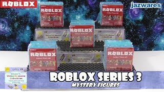 Roblox Series 3 Mystery Figure Opening - Cool New Figures