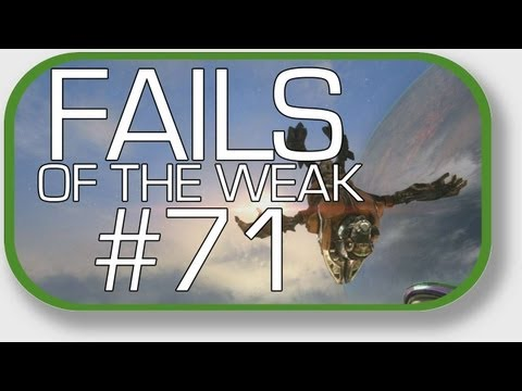 Funny Halo 4 Bloopers and Screw Ups! – Fails of the Weak #71