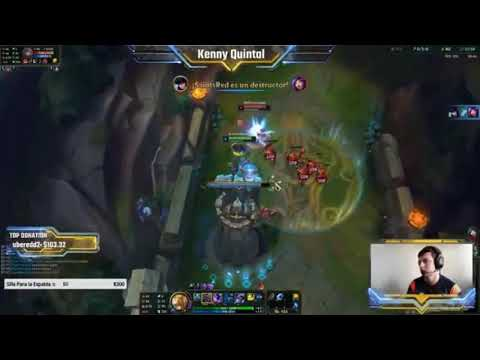 Exchange LOL with everyone 08082019 #1- Kenny Quintal