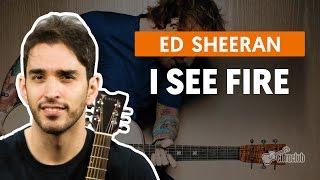 I See Fire - Ed Sheeran (aula de violão completa)(Cifra, tab e aula com divisão em capítulos em http://cifraclub.tv/v2342. Equipamentos: Violão Eagle EMA 663 NT http://goo.gl/bKzpah..., 2015-01-27T19:08:11.000Z)