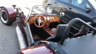 Спортивный автомобиль Super lotus Seven(Спортивный автомобиль Super lotus Seven Lotus Seven — небольшой лёгкий двухместный спортивный автомобиль с открытым..., 2014-03-29T12:21:18.000Z)