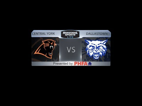 Central York Vs Dallastown Football