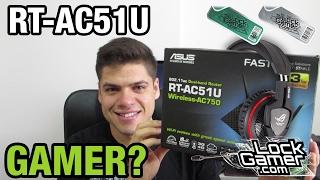 roteador ASUS RT-AC51U Review: Recursos l instalaço l alcance l configuraço l PT-BR