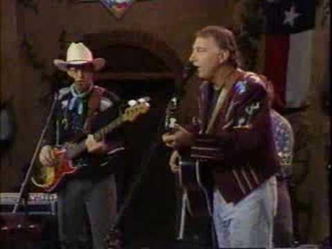 Jerry Jeff Walker - The Dutchman (live 1992)