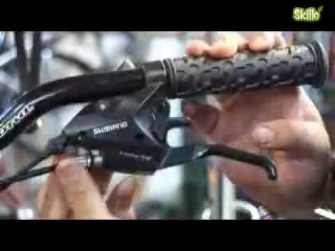 Как настроить тормоза V-brake на велосипеде