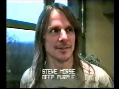 Steve Morse interview 1996